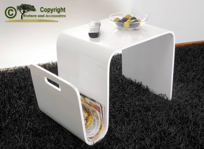 Lounge Tisch, Beistelltisch, Couchtisch, Zeitungsablage | eBay