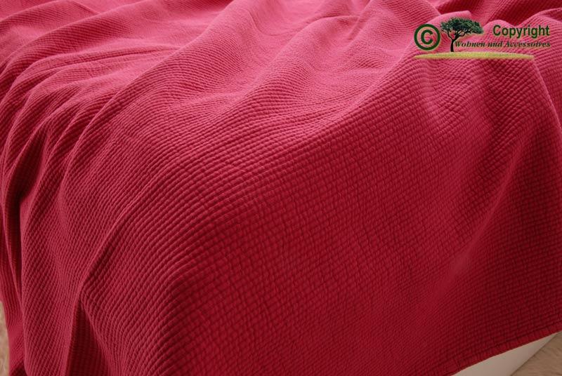 franz sische tagesdecke bett berwurf abel pink 240 ebay